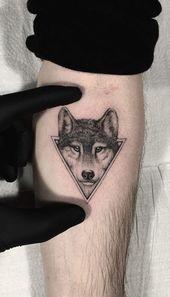 Leitwolf. . Fragen und Budgets – WhatsApp (11) 94240-4706. #tattoo #ink # …