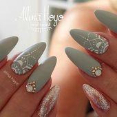 alinahoyonailartist # jetset # nailart # nails #nailartmagazine #prettynails #nailtime …   – Gelnägel