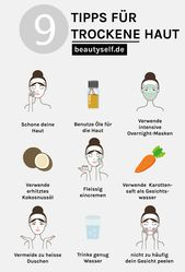 Trockene Haut pflegen & behandeln | Hautproblem | Beautyself