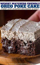 Photo of OREO POKE CAKE RECIPE