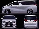 Siapa Yang Tak Kenal Dengan Tunggangan Keluarga Yang Mewah Dari Toyota Ini Memiliki Desain Apik Nan Elegan Serta Memiliki Kab Futuristic Cars Toyota Car Lover