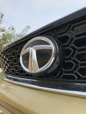 Tata Altroz Xz O Thegoldstandard Real Life Review In 2020 Tata Motors Logo Tata Motors Mercedes Benz Logo