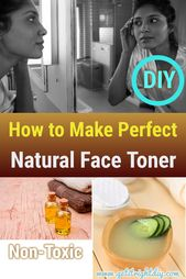 Learn How to Make Yourself Homemade Face Toners That Help Rejuvenate Your Skin