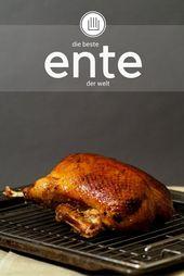 Die beste Ente der Welt – cookin'