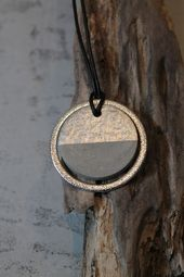 DIY Concrete Jewelry – DIY concrete jewelry, just make yourself gifts. …