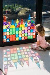Magnetic Tiles- Playmags vs Children Hub
