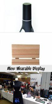 Meu: Wearable Display – Technology