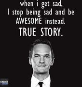 Barney Stinson.  AWESOME  LEGENDARY  For more quotes visit www.searchquotes.com