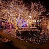 3×2 Mt / 3×3 Mt LED String Lichterketten Vorhang Hochzeit Hausgarten Schlafzimmer Fenster …   – Carolinathyt