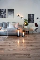 Sofa 'Newman' in the living room of blogger easyinterieur