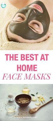 #siobeauty Wenn Sie die richtigen Zutaten verwenden, wird Ihre Haut genauso weich aussehen, … –   – Diy Face Mask Baking Soda
