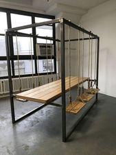 50 Amazing DIY Projects Pallet Swings Design Ideas – Διακόσμηση-Dekoration
