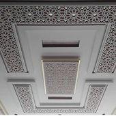 ديكورات جبس مغربي حديثة Ceiling Design House Ceiling Design Interior Ceiling Design
