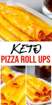 Keto Pizza! BEST Low Carb Keto Pizza Roll Ups Cheese Wrapped Idea – Quick & Easy Ketogenic Diet Recipe – Completely Keto Friendly