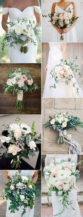 50+ erstaunliche Möglichkeiten, Green Floral bei Ihrer Hochzeit zu verwenden   – Wedding ideas