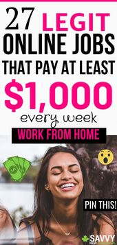 27 Creative Ways To Make Money From Home and Earn Cash On The Side
