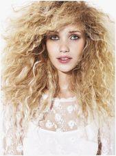 Curls hairstyles Dirndl
