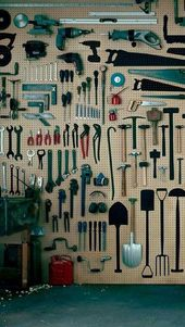 48 Amazing storage organization for do-it-yourself garages