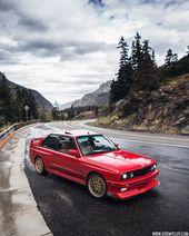 """404 mentions J'aime, 10 commentaires - Jeremy Cliff (Jeremy Cliff) sur Instagram: """"E30 #BMW #M3 #Colorado"""""""