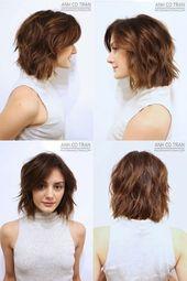 23+ Cute Medium Bob Haarschnitte & Frisuren für F…