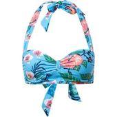 Billabong Bikini-Oberteil Beach Beauty in Blau – 81% | Größe M | damen-outdoor-bademode BillabongBil