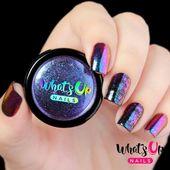 (notitle) – Black nail designs