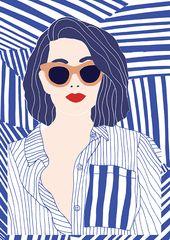 #illustration #hellomarine #meiklejohn #digital #d…