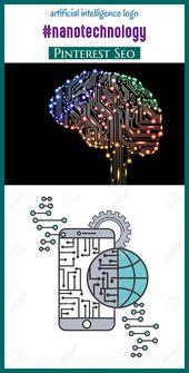 Artificial intelligence logo #nanotechnology #niches #seo #tech. artificial intelligence design, artificial intelligence illustration, artificial intelligence …
