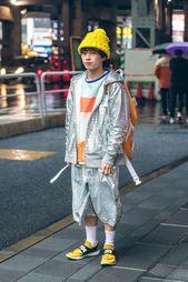 Der beste Street Style der Tokyo Fashion Week Spring '18 – Tokyo FW