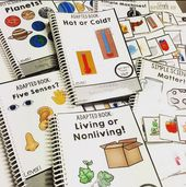 Simple Science: Adapted Books