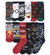Harry Potter Boys 3 Pack Socks sizes 12.5-3.5 age7-10 years