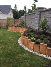 45 backyard landscaping ideas on a budget 41 – Lia James