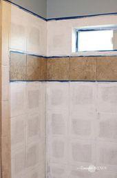 How to Paint Shower Tile – Remington Avenue