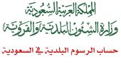 حاسبة الرسوم البلدية السعودية Arabic Calligraphy Calligraphy