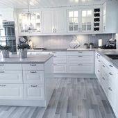 e1674e277653f439f8501c803a8cd079 White Kitchen Ideas   White cooking areas are timeless. Theyre brilliant, clean...
