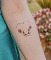 Fantastic small tattoos for girls  are available on our website. Have a look and you wont be sorry you did. #smalltattoosforgirls