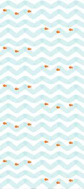 Wallpaper Gold Fish