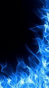 Blue Fire Iphone X Wallpaper 2021 Live Wallpaper Hd Blue Wallpaper Iphone Android Wallpaper Blue Live Wallpaper Iphone
