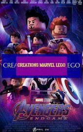 Kreationen Marvel Lego # Kreationen #marvel #lego   – lego