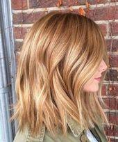 24 der auffällig schönen Rose Gold Blonde Frisuren 2019 für Frauen in diesem Jahr zu rocken