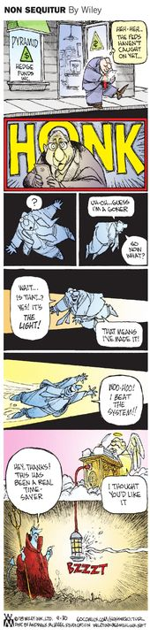 Comics – Los Angeles Times