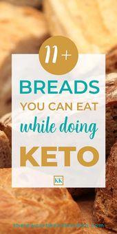 11+ der besten Keto-Brot-Rezepte für Ihren ketogenen Lebensstil