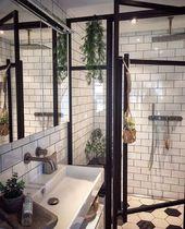 Top 20 der besten modernen Badezimmer mit Wand-Ideen im Jahr 2019
