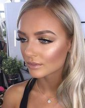 natural #makeup tutorial for green eyes