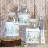 Baby Shower Haul 14 Adorable Woodland Baby Shower Ideas | DISTINCTIVS – Distinctivs Party