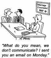 Bad Marriage Cartoons | Marriage Counselor Cartoon