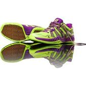 Reduced squash shoes for women