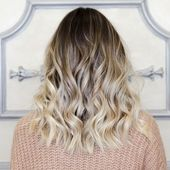 Curling with the straightener: 3 steps to the dream mane