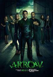 """""""Arrow"""" : l'affiche de la saison 2 ! [PHOTO + VIDEO]"""