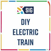 STEAM Experiment: DIY Electric Train